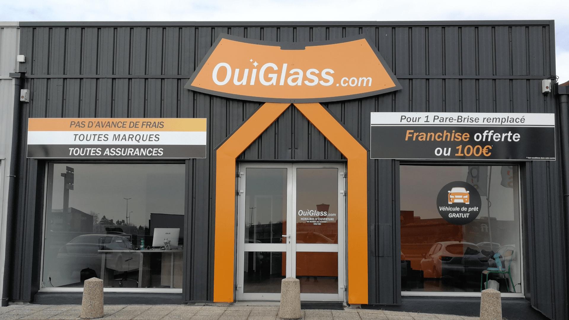 Ouiglass FLINS-SUR-SEINE